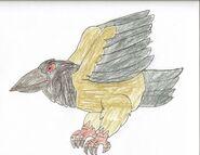 Stymphalian bird by trexking45 dc4cz3b