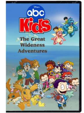 The Great Wideness Adventures DVD Cover.png