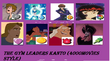 The Gym Leaders Kanto (4000Movies Style)