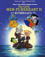 The Little Mer-Pureheart 2 Return to the Sea Poster