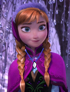 Anna with diamond collar by Davidchannel