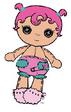 Baby Rosebud Longestem