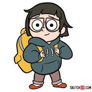 Chole park backpack