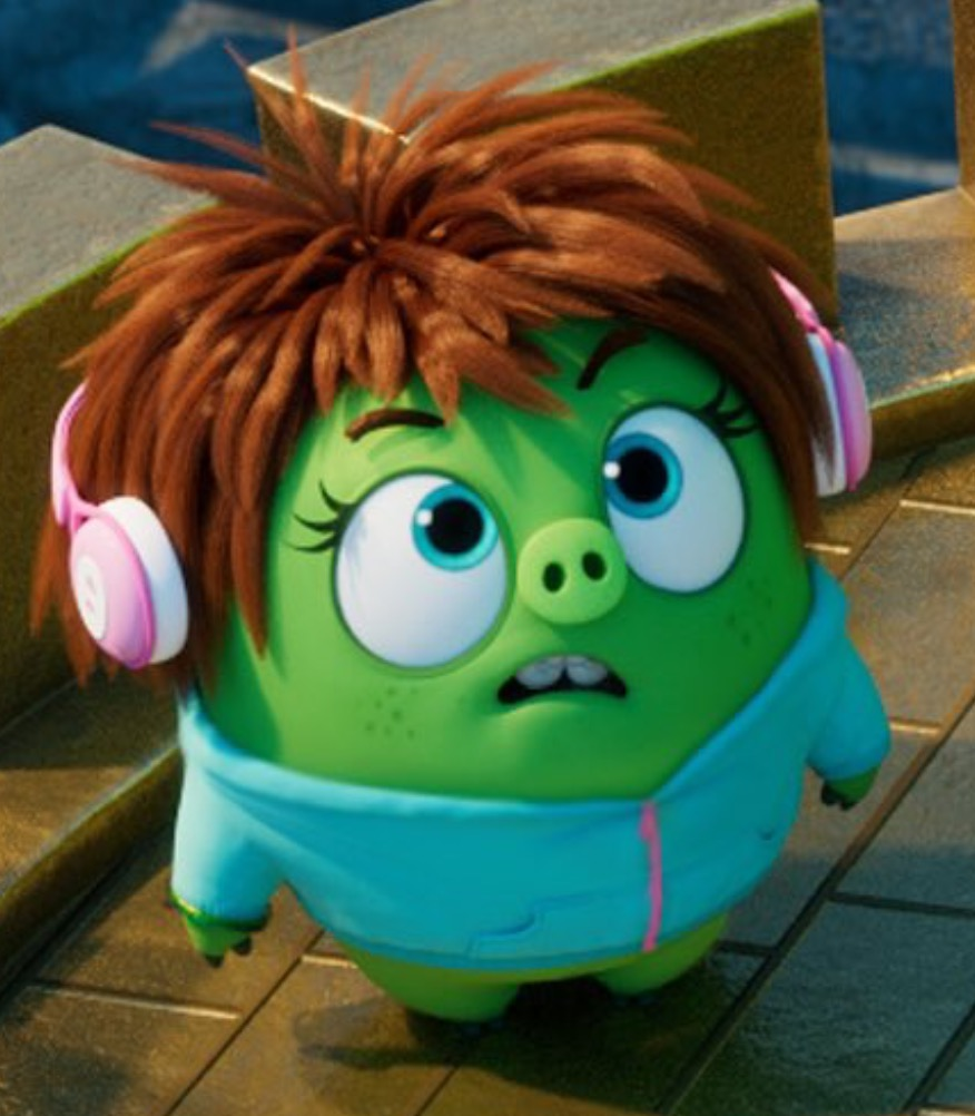 Courtney (The Angry Birds Movie 2)