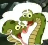 Dora Snakes3