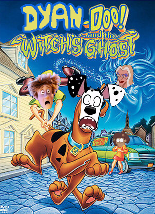 Dylan-Doo! and the Witch's Ghost (1999)