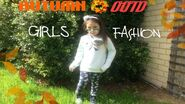 LITTLE MISS MIHIS FALL OOTD BABY GIRL KIDS CLOTHES FASHION OUTFIT.