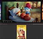 Papa Smurf (CGI) Hates Sausage Party (2016)