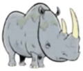 Rhinoceros hugo safari pc
