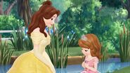 Sofia and Belle