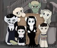 The Addams Ponies