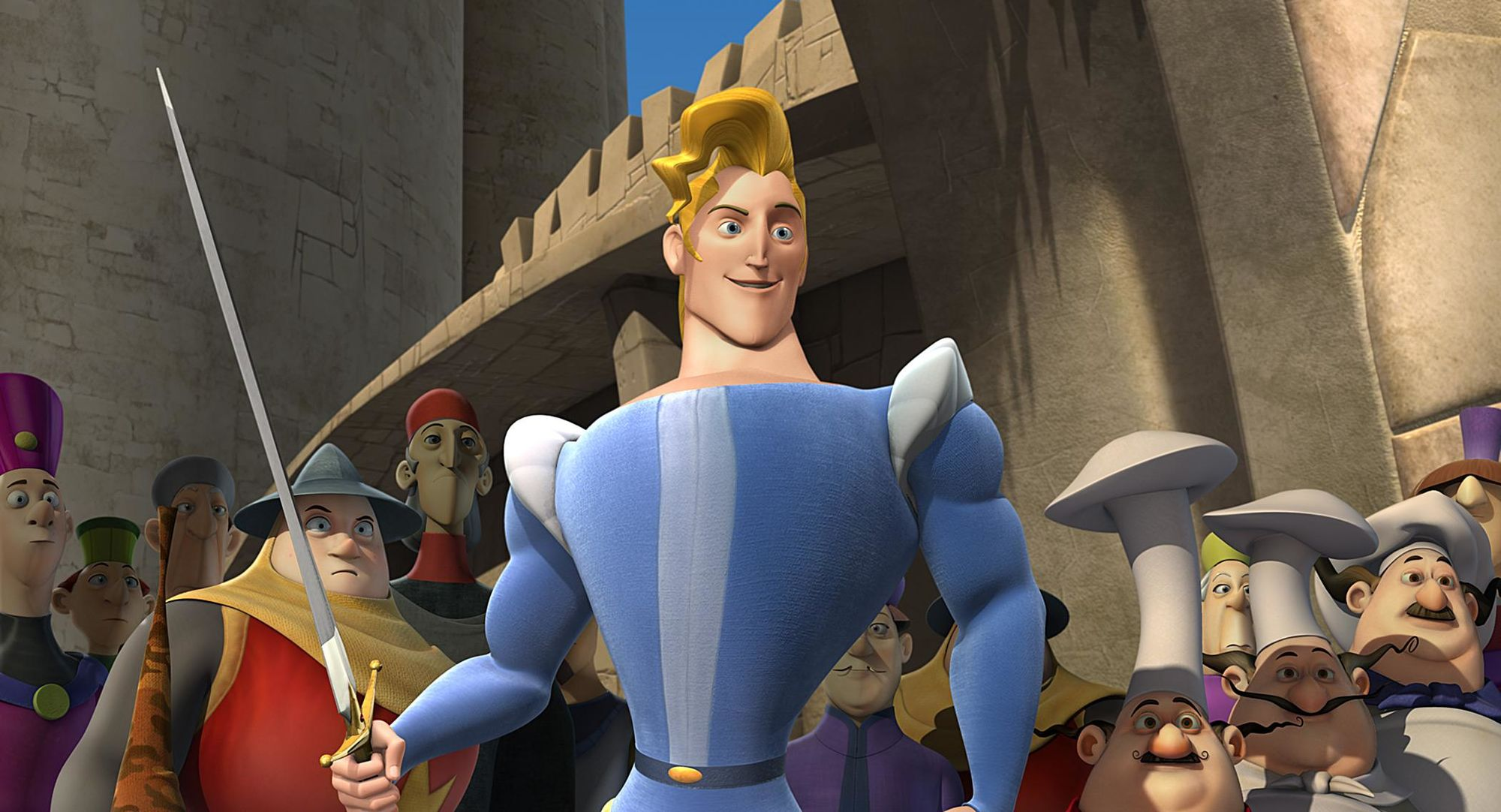 Prince Humperdink (Happily Never After)