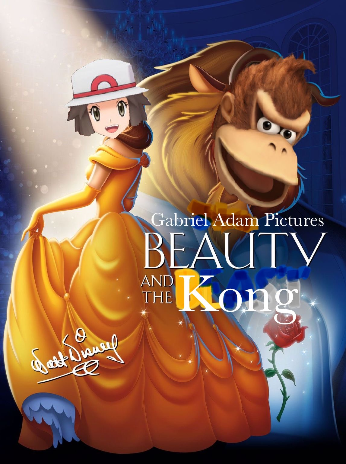 Beauty and the Kong (1991)
