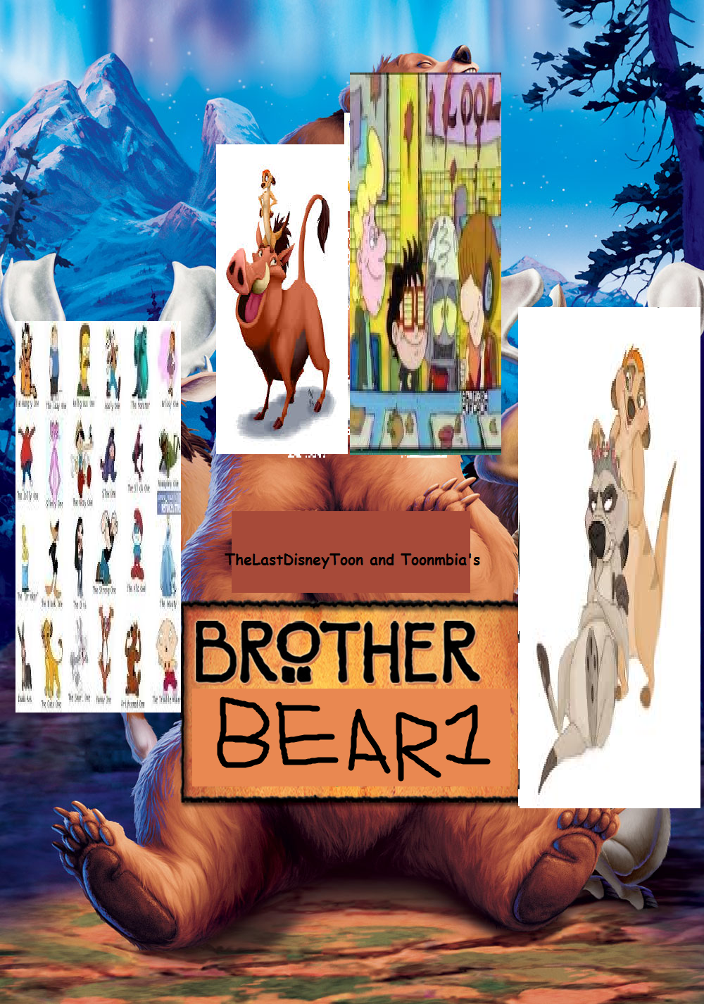 Brother Bear (TheLastDisneyToon and Toonmbia Style)