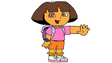 Classic Dora the Explorer 4