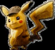 Detective Pikachu Render