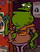 Frog in hugo lek och lar 2 den magiska resan