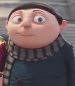 Gru (Young) in Minions