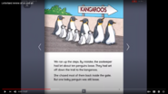 Letterland Penguins