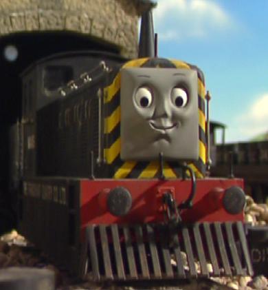 Mavis the Quarry Diesel Engine