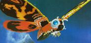 Mothra 1992 Close-Up