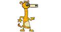 Parker the Giraffe