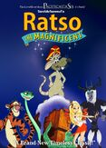 Ratso the Magnificent 1999 VHS Poster