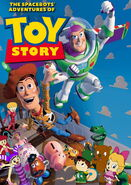The Spacebots' Adventures of Toy Story