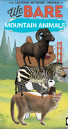 We Bare Mountain Animals Poster