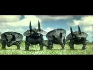 When-dinosaurs-roamed-america-t-rex-vs-a-herd-of-triceratops