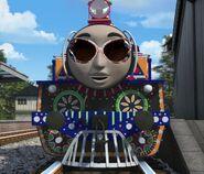 Ashima (TAF) with sunglasses