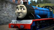 Bert the Blue Steam Engine