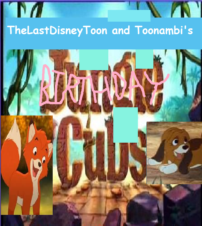 Birthday Cubs (TheLastDisneyToon and Toonmbia Style)