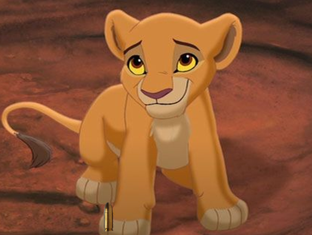 Kiara and the Kovu (2019)