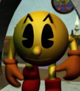 Pac-Man in Pac-Man World 2