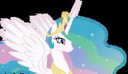 Princess celestia s amused smile by dharthez d5ir7u9-pre