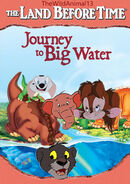 The Land Before Time (TheWildAnimal13 Animal Style) IX Journey to Big Water Poster