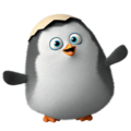 Young private penguins of madagascar movie