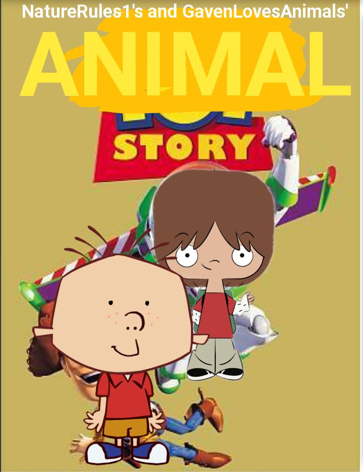 Animal Story Franchise (NatureRules1 and GavenLovesAnimals' Style)