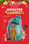 Beauty and the Monster The Enchanted Christmas Parody Poster