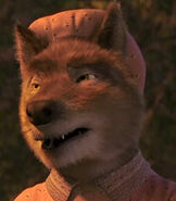Big Bad Wolf in Shrek the Third