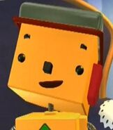 Billy Bevel (Rolie Polie Olie- The Great Defender of Fun)