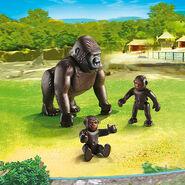 Gorilla playmobil