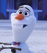 Olaf in Olaf's Frozen Adventure