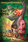 The jungle book jimmyandfriends style poster