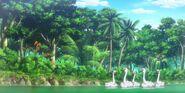 Yo-Kai-Watch Swans
