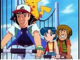 The Bridge Bike Gang (Pokemon (4000Movies Style))