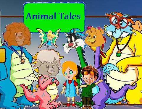 Animal Tales (LooneyNelvanaTunesRockz Style)