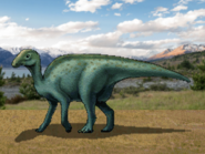 Dm hadrosaurus