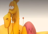 Garfield Dromedary
